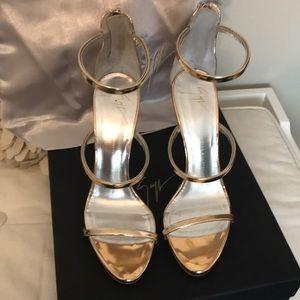 Giuseppe Zanotti- New Year's Perfect Shoe!!!